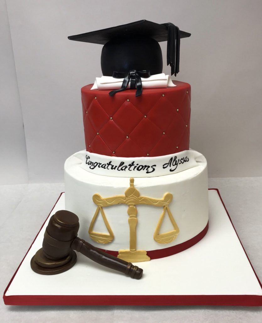 Custom Graduation Cakes Millers Bakery