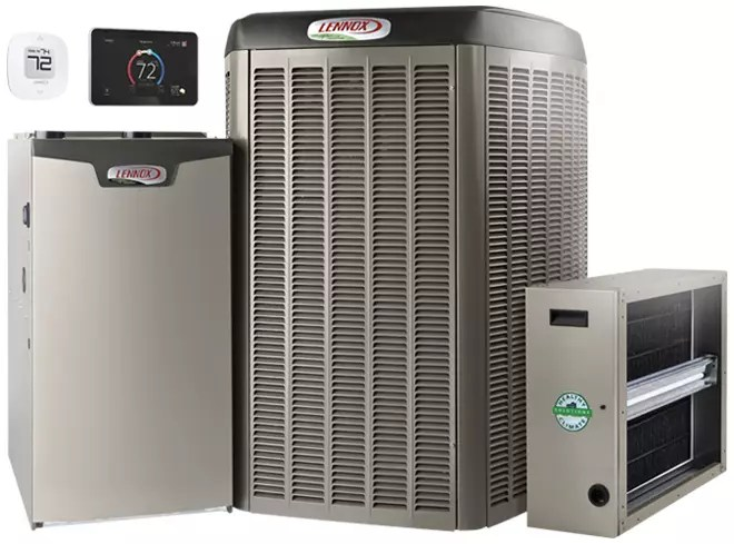 Complete Central Air Conditioning System