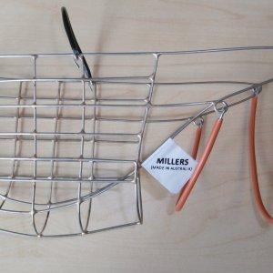 5 Wire Orange - 8 inch