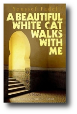 A Beautiful White Cat Walks with Me ds
