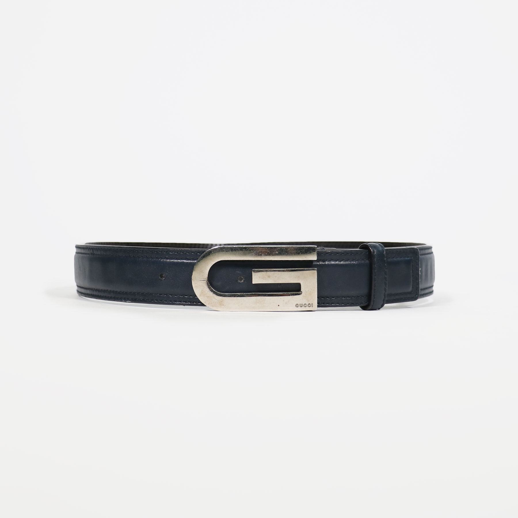 0dd3879fbe9 Gucci-Leather Belt Woman Collection