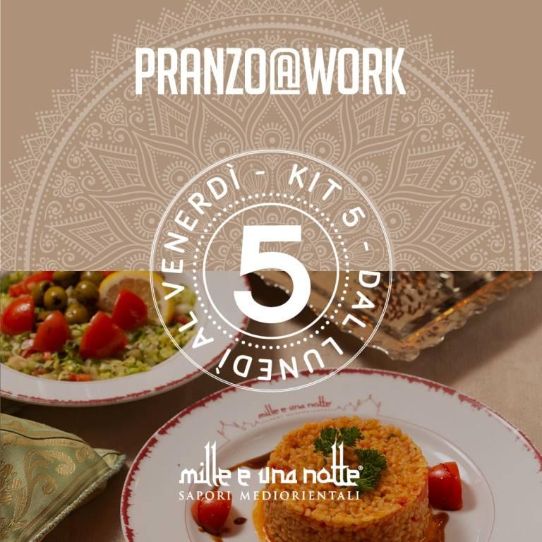 pranzo@work 5 giorni