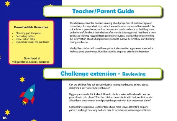 Enquiring Explorers Text Pages 16