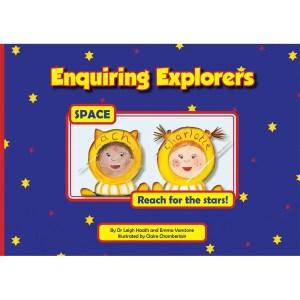 Enquiring Explorers Square