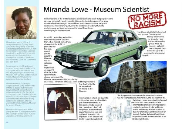 Scientist Book Miranda