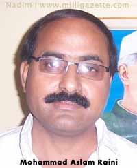 Mohammad Aslam Raini
