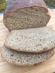 Mulika yeasted loaf