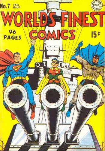 Essential Seven Unintentionally Gay Comic Book Covers