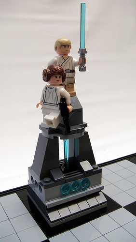 Star Wars A New Hope Lego Chess