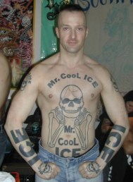 Runaway Ego tattoo Mr. Cool Ice.