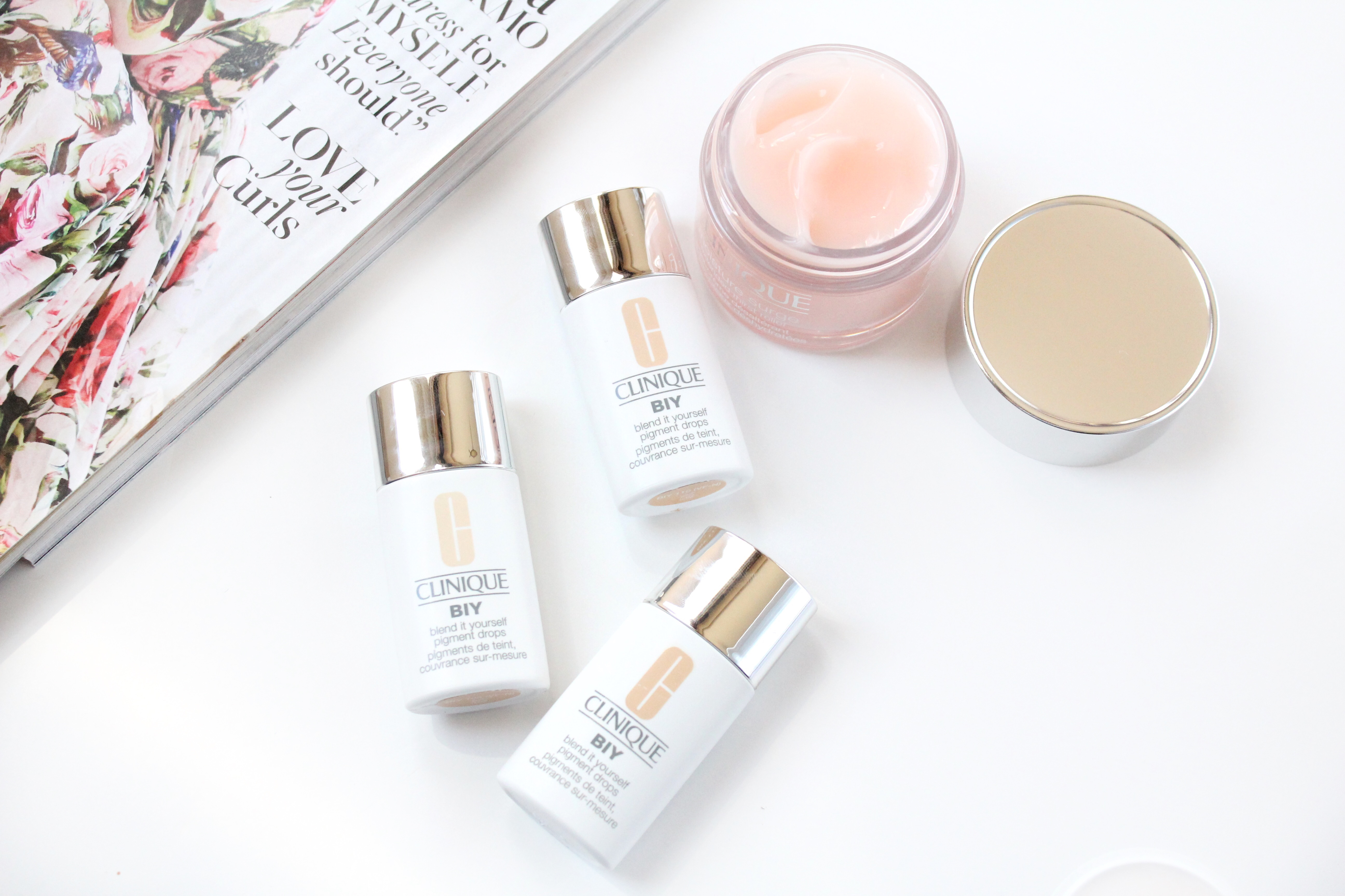 Clinique biy blend it yourself pigment drops million idole i think its perfect for those whose on the go i like the idea and the fact that it takes less time to do your makeup solutioingenieria Images