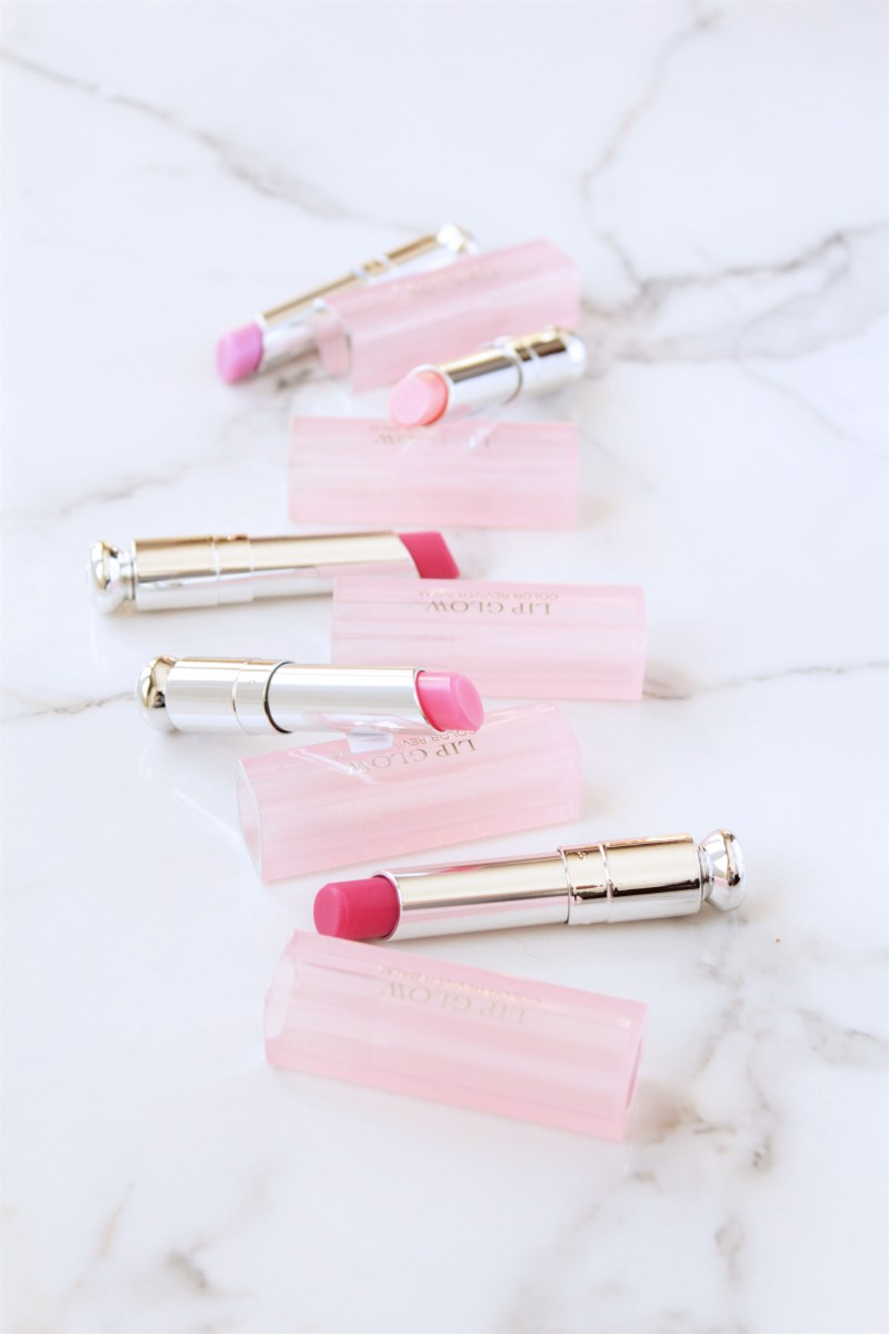 Dior | Lip Glow Hydrating Color Reviver Lip balm