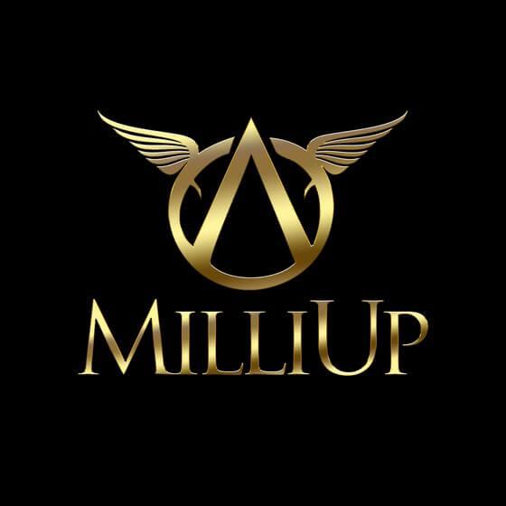 milli up logo idea 2