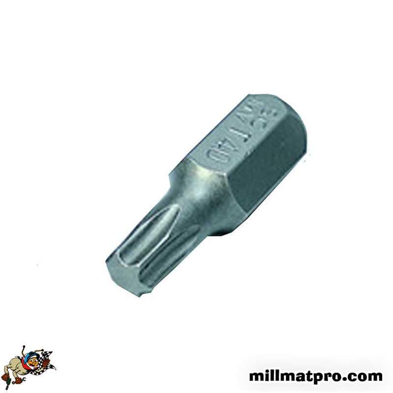 Embout De Vissage 10mm Torx T50 Longueur 30 Mm Ks Tools 930 2050