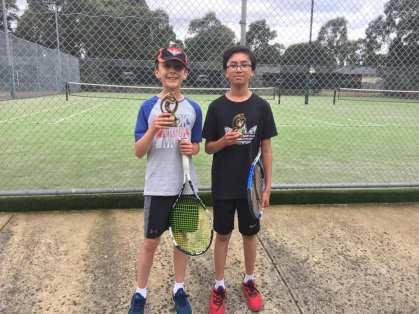 Mill Park Tennis Club | Junior Club Championship