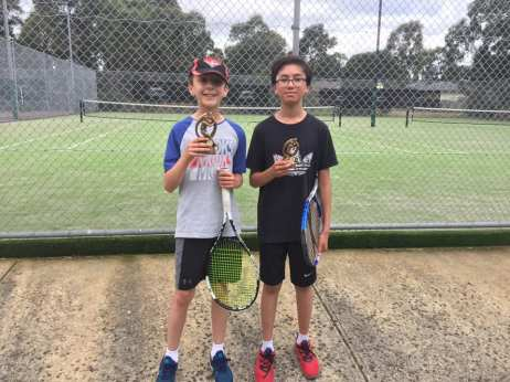 Mill Park Tennis Club   Junior Club Championship