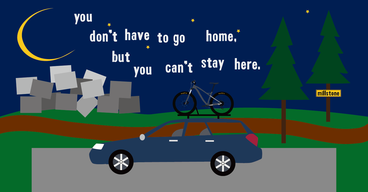 Reminder – No Camping
