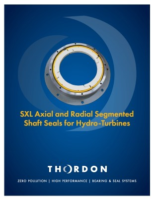 Brochure - Thordon for Segmented Shaft Seals
