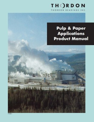 Product Manual - Pulp and Paper