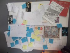 The Mighty Pin Board of Happenings