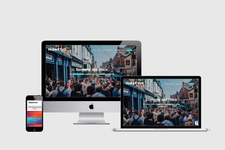 Make It York Website
