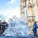 York Ice Trail Rocket Steam Engine