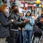 Black Lives Matter York 7 June 2020