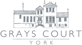 Grays Court Hotel York Logo