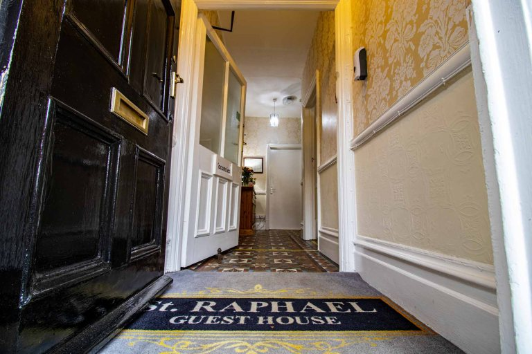 St Raphael's Guesthouse York milnerCreative