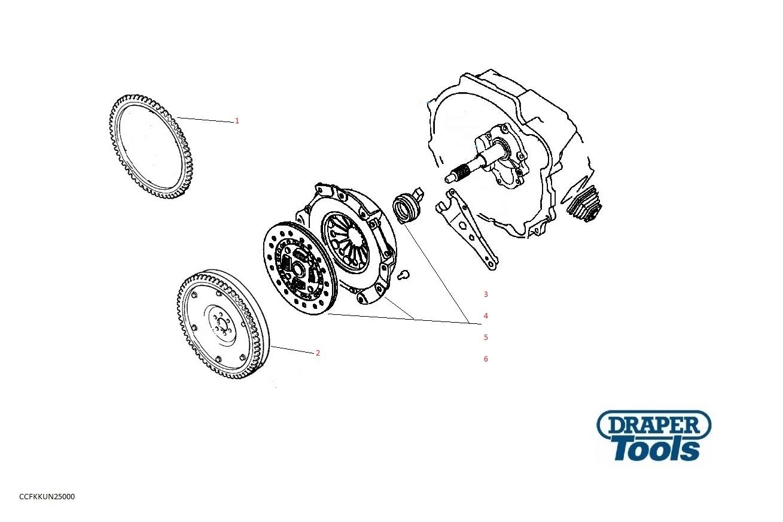 Clutch Amp Flywheel Kits For Toyota Hilux 2 5lsel