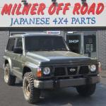Nissan Patrol Parts Nissan Patrol Spares Milner Off Road