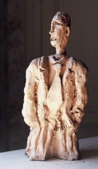LE LOOK / bronze sur commande / (30 x 14 x 7 cm) / 1400€