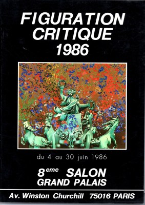 Catalogue du 8e Salon de figuration Critique