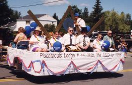 Piscataquis Lodge #44, AF&AM