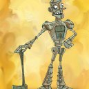 """""""Tinman"""" Development Art for Animated Feature """"Oz"""""""