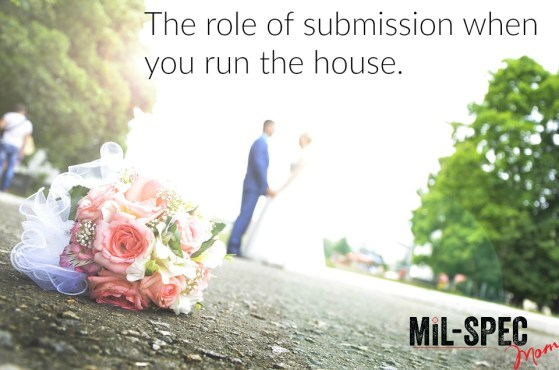 the role of submission