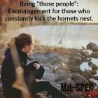being those people