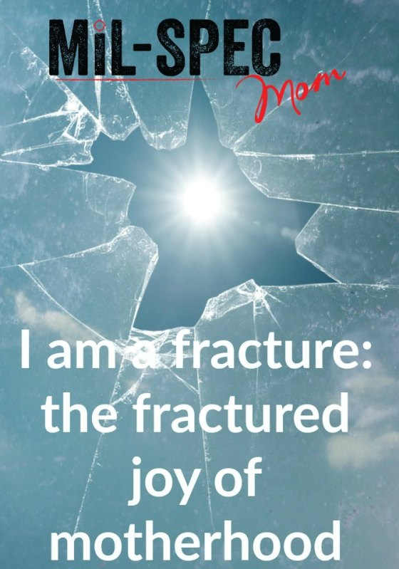 i am a fracture