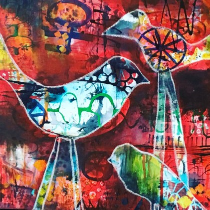 Verdugo-Birds