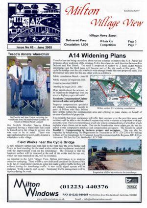 VV Issue 68 June 2005