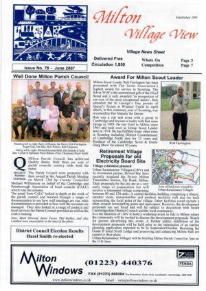 VV Issue 78 June 2007