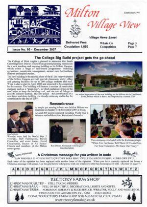 VV Issue 80 Dec 2007