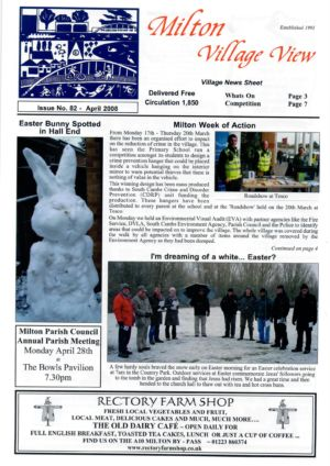 VV Issue 82 April 2008