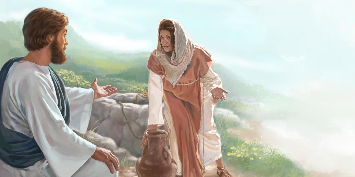 "To the theologian Nicodemus, Jesus never revealed Himself as the Messiah. But to the woman, Jesus revealed Himself as the Messiah, saying ""I am He""."