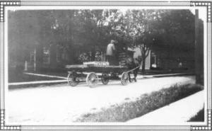 CP wagon