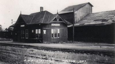 CNR Station