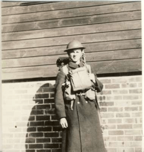 Art Cooper, WWII
