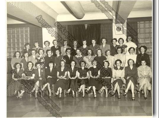 Ladies' Bowling Team