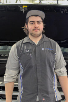 Evan K - Apprentice Technician