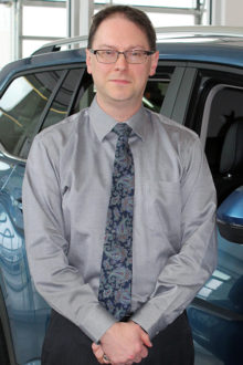 Steve Kaye - Sales and Leasing Consultant